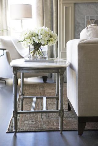 美式风格卧室2层别墅小清新沙发茶几图片