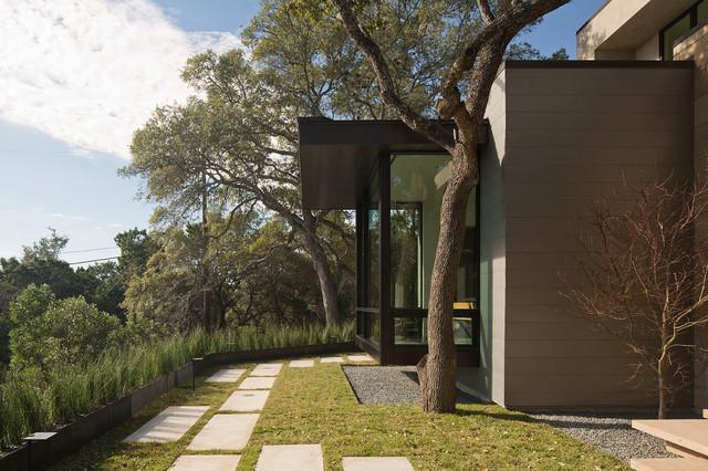 美式风格卧室200平米别墅豪华室内庭院鱼池改造高清图片