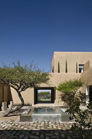 美式风格三层小别墅另类卧室别墅游泳池设计图纸