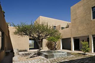 美式风格三层别墅及另类卧室露台花园设计图纸