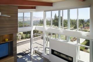 美式风格客厅200平米别墅大气室内窗户效果图
