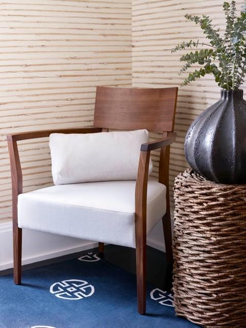 宜家风格客厅单身公寓厨房唯美原木色装修效果图