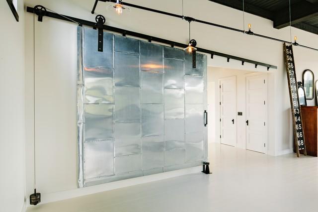 新古典风格客厅三层别墅大气欧式过道吊顶装修效果图