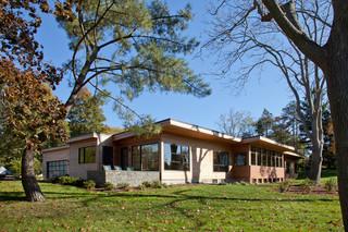 美式风格2013别墅浪漫婚房布置家庭庭院效果图