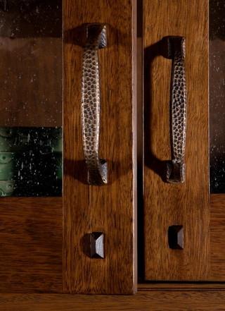 美式乡村风格客厅200平米别墅温馨客厅室内窗户效果图