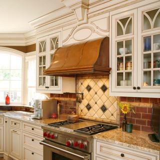 美式风格卧室简单温馨白色厨房效果图
