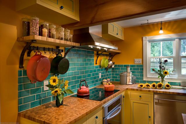 风格客厅一层半小别墅艺术4平米小厨房效果图高清图片
