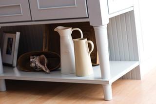 欧式风格家具200平米别墅小清新餐边柜效果图