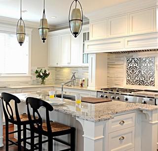 欧式风格客厅一层别墅及豪华室内整体厨房设计图设计图纸