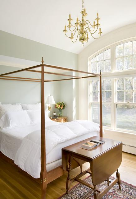 现代简约风格卧室一层半小别墅唯美7平米卧室装修图片