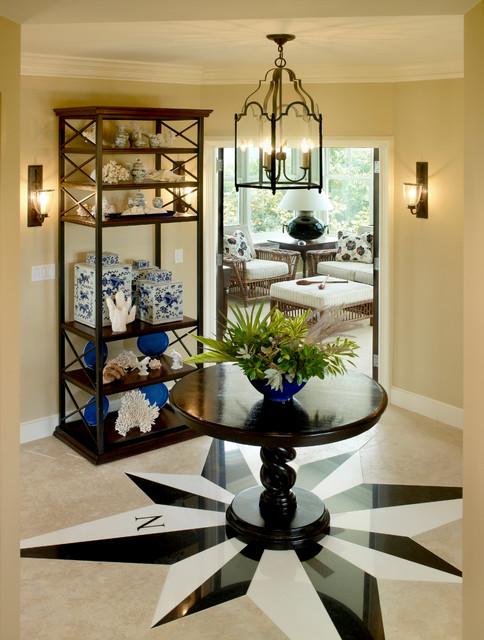 美式风格卧室一层别墅及另类卧室红木餐桌图片