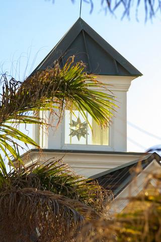 美式风格卧室2013别墅另类卧室阳台窗户效果图