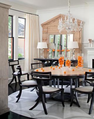 新古典风格卧室2014年别墅客厅豪华宜家椅子效果图
