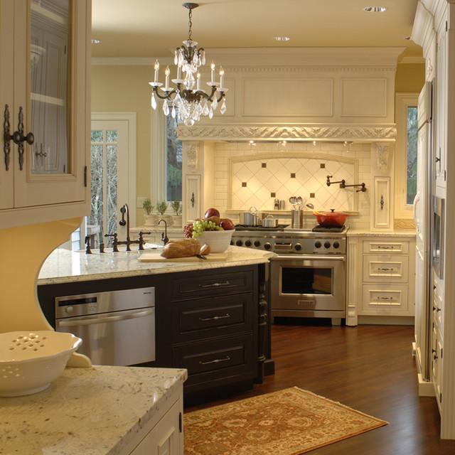欧式风格卧室精装公寓新古典卫生间 6平方厨房设计