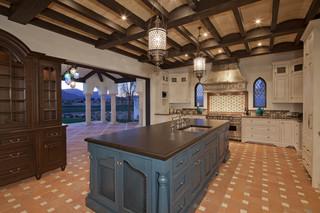 美式风格卧室三层半别墅豪华卫生间2012家装厨房效果图