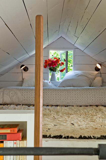 美式风格2014年别墅简洁卧室20平米卧室改造