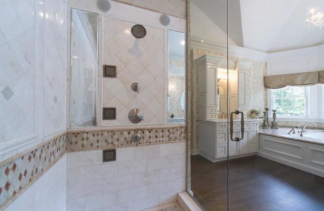 欧式风格客厅三层小别墅客厅豪华整体卫浴装修图片