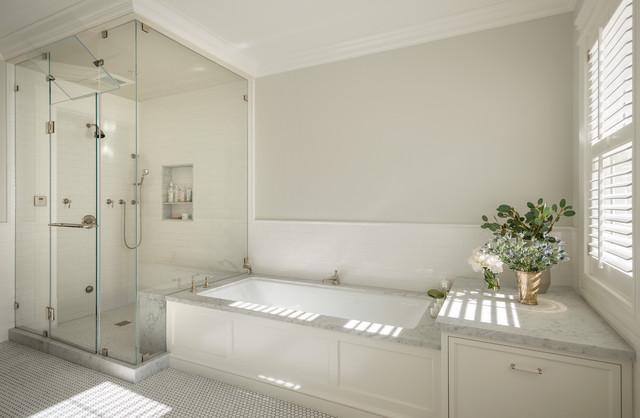 欧式风格卧室公寓舒适主卫生间装修