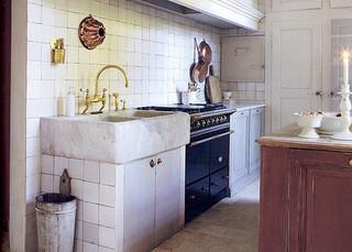 房间欧式风格小公寓中式古典2014整体厨房效果图