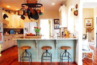 欧式风格卧室三层连体别墅阳台实用2013整体厨房设计图