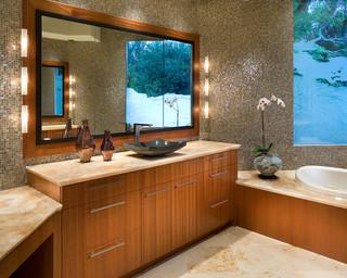中式风格别墅复式公寓豪华欧式客厅主卫改衣帽间设计图