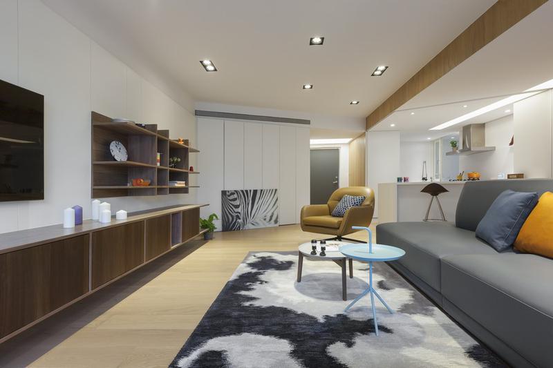 台湾现代风格旅行者之家