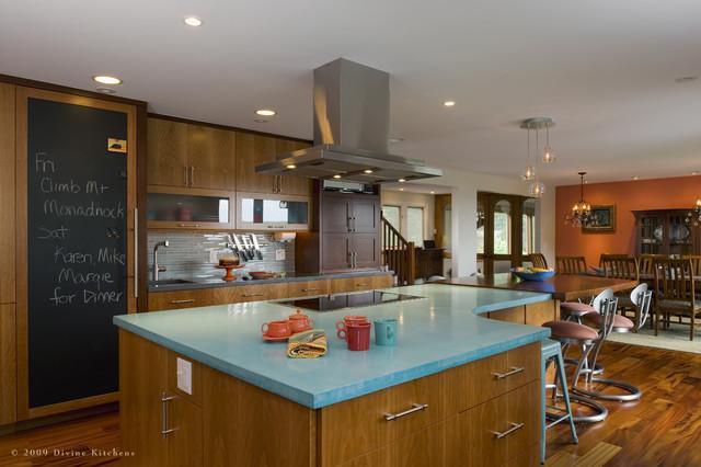 美式风格客厅小公寓乐活5平方厨房装修