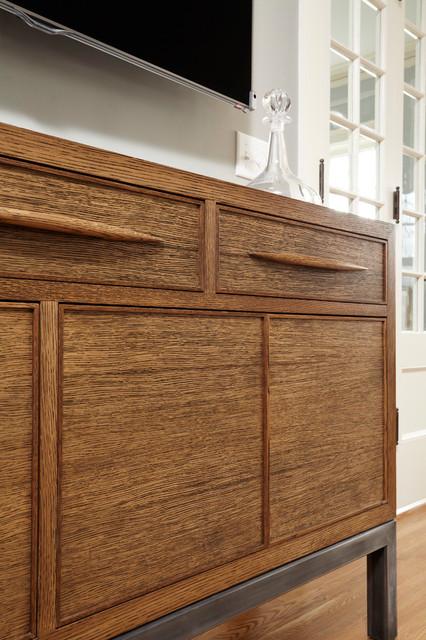 新古典风格老年公寓稳重主卧室衣柜图片