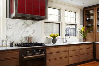 新古典风格酒店式公寓稳重3平方厨房效果图