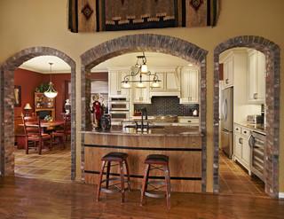 房间欧式风格老年公寓另类卧室2014家装厨房效果图