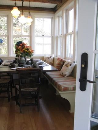 美式风格卧室单身公寓厨房舒适名牌布艺沙发效果图