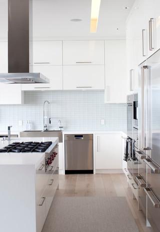 欧式风格家具老年公寓现代简洁2012家装厨房装修效果图