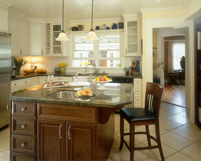 温馨的厨房 温馨的家