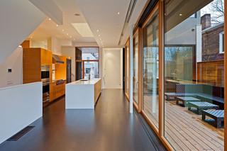 美式风格卧室200平米别墅欧式奢华门厅过道吊顶效果图