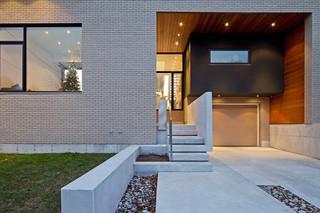 美式风格客厅三层连体别墅欧式奢华不锈钢楼梯扶手装修效果图