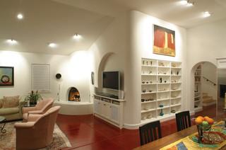 欧式风格卧室公寓艺术2013简约客厅效果图