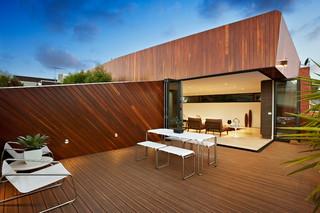 美式风格卧室一层半小别墅奢华家具庭院围墙设计