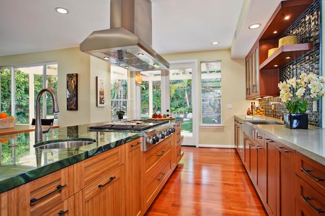 混搭风格老年公寓艺术2平米厨房效果图