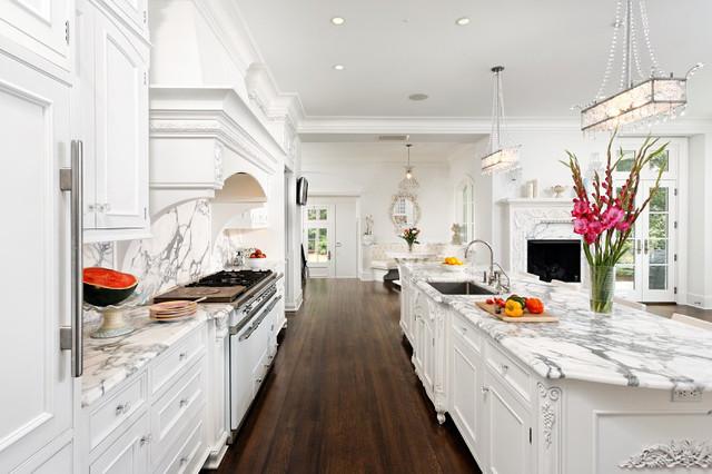 欧式风格卧室小公寓唯美2平米厨房装修