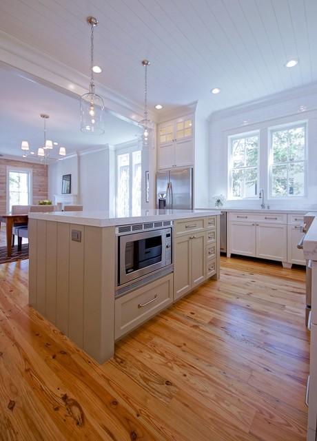 现代美式风格3层别墅欧式奢华6平米厨房装潢