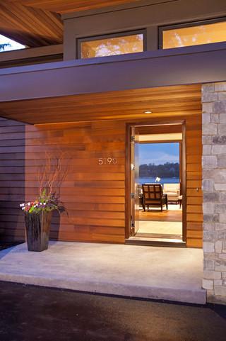 欧式风格卧室2层别墅温馨装饰别墅门厅设计图纸