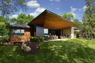 欧式风格2013年别墅温馨卧室家庭庭院效果图