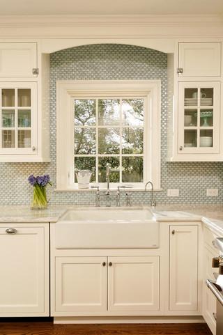 欧式风格卧室三层双拼别墅舒适2014家装厨房装修效果图