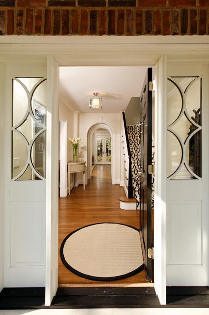 欧式风格卧室200平米别墅舒适室内玄关装潢
