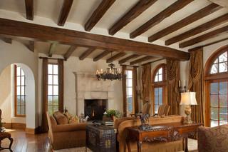 地中海风格家具2014年别墅欧式奢华2013家装客厅改造