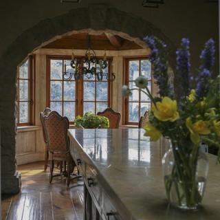 地中海风格客厅2013年别墅奢华家具花瓶图片