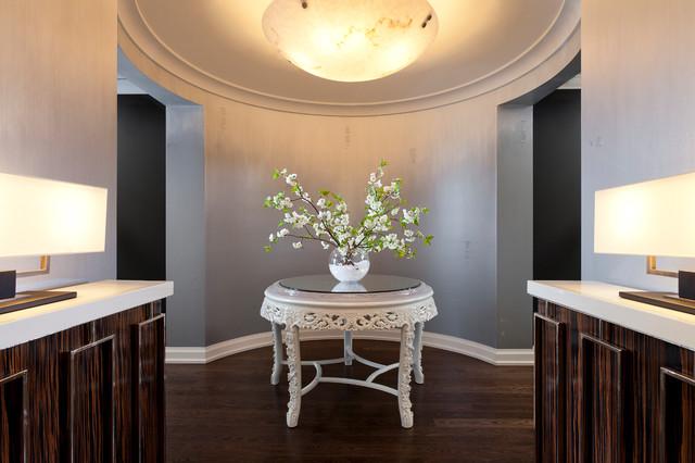 房间欧式风格精装公寓花瓶图片