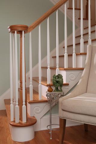 现代简约风格卧室酒店公寓温馨客厅室内阁楼楼梯装修效果图