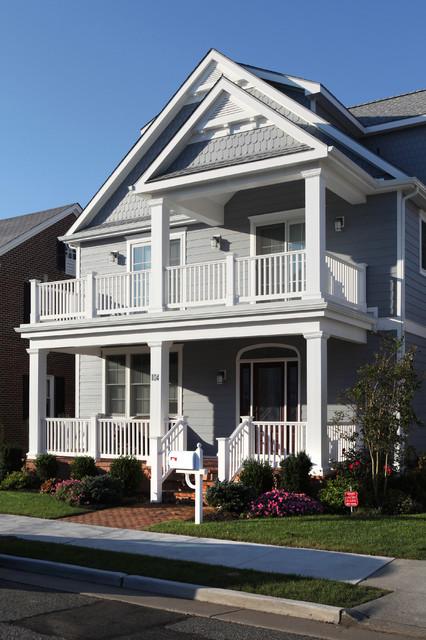 欧式简约风格小公寓温馨装饰庭院围墙装修效果图