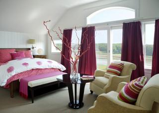 现代简约风格小型公寓舒适2012最新卧室效果图